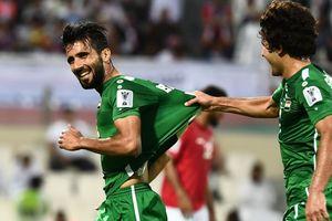 Asian Cup 2019: Iraq vào vòng 1/8, mang tin vui cho tuyển Việt Nam