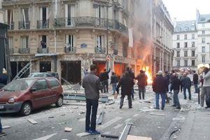 Vụ nổ rung chuyển trung tâm Paris: 52 người thương vong