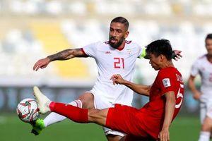 Báo quốc tế chấm điểm tuyển Việt Nam: thua nhưng vẫn có điểm sáng