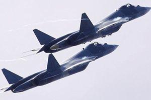 Lớp sơn đặc biệt mới nhân đôi khả năng tàng hình của Su-57