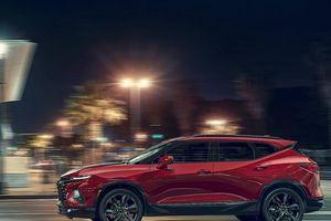 Chevrolet Blazer 2019: SUV thể thao và hiện đại