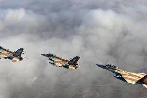 Quân đội Israel không kích Syria gần như hàng ngày