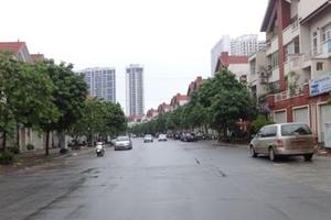 Công nhận tuyến phố Nguyễn Văn Lộc là tuyến phố văn minh đô thị trên địa bàn quận Hà Đông