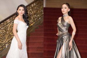 Hoa hậu Tiểu Vy, Á hậu Phương Nga đọ sắc tại Mai Vàng 2018