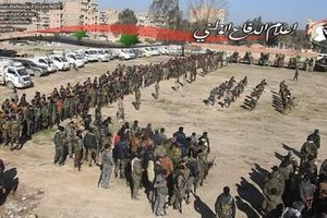 Syria kéo đến Đông Euphrates chuẩn bị sẵn kịch bản Mỹ rút