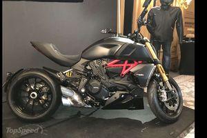 'Ma tốc độ' Ducati Diavel 1260 S lộ diện, xứng danh super cruiser của thế kỷ