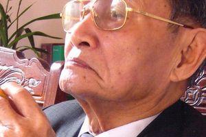 Hồi ức: Nhớ 'Thầy tuồng' Hoàng Châu Ký