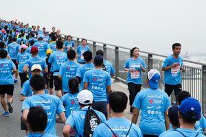 U70 cùng tranh tài với các VĐV nhí tại giải Marathon quốc tế TP HCM 2019 Taiwan Excellence