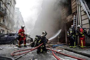 Vụ nổ tại trung tâm Paris: Không ghi nhận trường hợp mang quốc tịch Việt Nam
