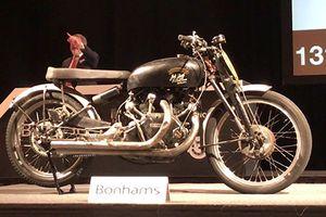 Xe máy 'đồng nát' sau 68 năm bán hơn 20 tỷ đồng