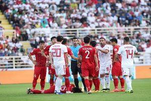 Cầu thủ đội tuyển Việt Nam 'mất trí nhớ' tạm thời tại Asian Cup 2019