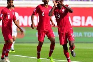 Đội tuyển Qatar giành vé vào vòng loại trực tiếp Asian Cup 2019