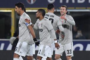 Juventus hướng đến kỉ lục 5 lần liên tiếp vô địch Cúp Quốc gia Ý