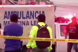 Cháy trung tâm cai nghiện ở Ecuador, 30 người thương vong
