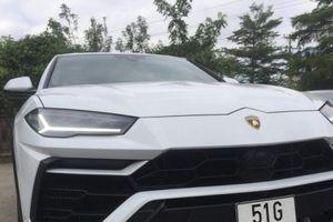 'Phát sốt' với siêu xe SUV Lamborghini Urus biển số siêu đẹp của đại gia Minh 'nhựa'