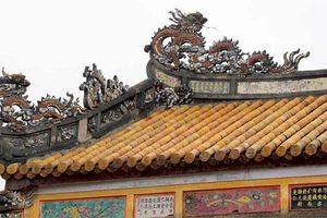 Nét kiến trúc 'Pháp lam' tồn tại gần 200 năm từ thời Nguyễn