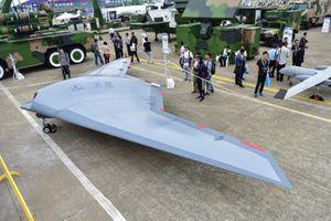 Trung Quốc khoe UAV tàng hình có công nghệ mới