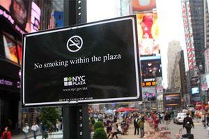 Mỹ: Bang New York nâng độ tuổi tối thiểu được mua thuốc lá