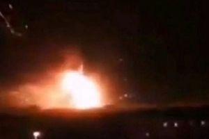 Syria gửi thư tới Liên hợp quốc sau cuộc không kích của Israel
