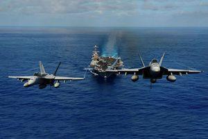 Dọa nhấn chìm tàu sân bay Mỹ, Trung Quốc có thể 'đánh thức mãnh thú'