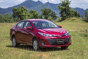 Top 10 ô tô bán chạy nhất Việt Nam năm 2018