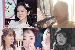 'Hoa nhường nguyệt thẹn' trước màn đọ sắc của Ha Ji Won - Jang Nara, Han Ji Min -Song Hye Kyo và Goo Hye Sun trên MXH