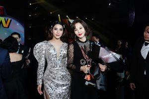 Yan My mặc váy ánh kim rạng rỡ bên quốc bảo nhan sắc xứ Hàn Kim Nam Joo