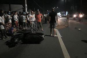 Bình Dương: Sau va chạm với xe bồn, một người Trung Quốc tử vong