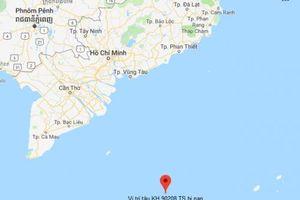 Khánh Hòa: Tàu cá KH 90208 TS bị chìm trên biển Vũng Tàu, 10 người mất tích