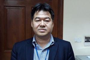 Cựu Chủ tịch Lọc hóa dầu Bình Sơn Nguyễn Hoài Giang sắp hầu tòa
