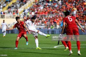 Tiền vệ Mehdi Taremi: 'Chúng tôi vẫn có thể ghi thêm bàn vào lưới Việt Nam'