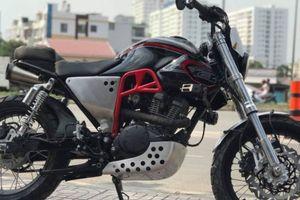 Ngắm Honda CB150 Verza 2018 độ Scrambler 'full toàn tập' tại Việt Nam