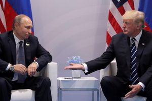 Bị tố che giấu nội dung hội đàm với ông Putin, ông Trump nói gì?