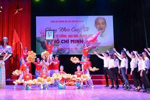 Đại học Văn hóa Hà Nội: Trao giải Cuộc thi 'Tìm hiểu về tư tưởng, đạo đức, phong cách Hồ Chí Minh'