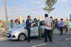 Cà Mau: Tài xế taxi nghi bị khách cứa cổ, cướp tài sản trong đêm