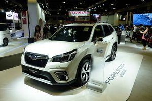 Subaru Forester phiên bản hybrid e-Boxer ra mắt Đông Nam Á