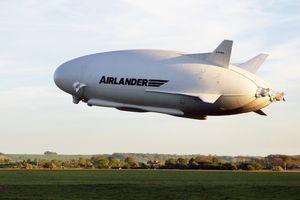 Máy bay lai khinh khí cầu lớn nhất thế giới vừa về hưu