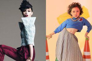 Siêu mẫu Coco Rocha khen ngợi khả năng tạo dáng của mẫu nhí Việt
