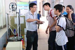 Chưa tốt nghiệp THPT vẫn có thể học ĐH Sư phạm Kỹ thuật TP.HCM