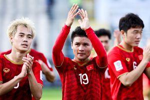 BLV Quang Huy: 'Tuyển Việt Nam rộng cửa vào vòng 1/8 Asian Cup'