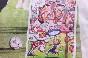 Báo UAE chế giễu 'Messi Thái Lan': Gã số 18 chỉ cao 1,57 m
