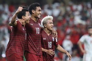 ĐT Thái Lan đi tiếp tại Asian Cup với vị trí nhì bảng, Ấn Độ bị loại