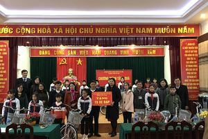 Ngân hàng Chính sách Xã hội Hà Nội tích cực các hoạt động từ thiện, an sinh xã hội