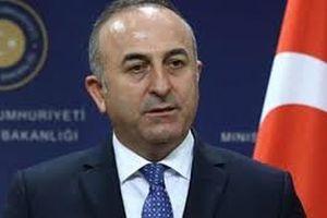 Ngoại trưởng Thổ Nhĩ Kỳ: Ankara sẽ không để Washington dễ dàng bắt nạt