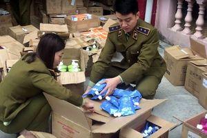 Nghệ An: Phạt cửa hàng 70 triệu đồng vì buôn mỹ phẩm không rõ nguồn gốc, xuất xứ
