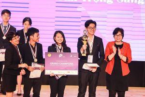 Bàn về đồng tiền chung của ASEAN, học sinh Hà Nội giành giải hùng biện
