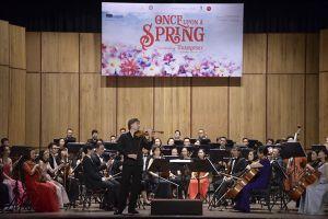 Mãn nhãn với phần trình diễn của Dàn nhạc Giao hưởng Trẻ Sài Gòn