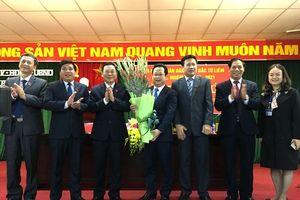 Ông Trần Thế Cương giữ chức Chủ tịch quận Bắc Từ Liêm