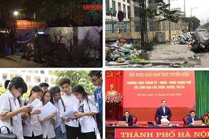 Tin tức Hà Nội 24h: Thông xe vào khu xử lý rác Nam Sơn