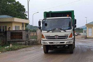 Người dân đồng thuận, xe được vào khu vực bãi rác Nam Sơn